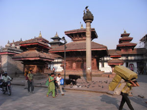 World Heritage Site of Nepal
